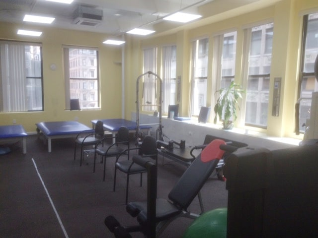 Empire Physical Medicine and Pain Management, and Downtown Spine, Sports & Orthopedic Rehabilitation PC provide a team including top sports medicine specialists
