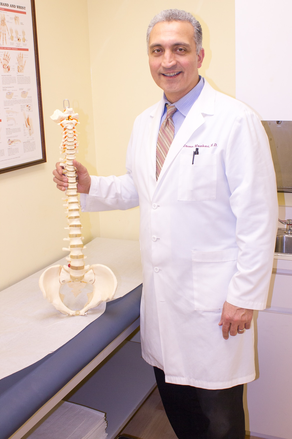 Tips for A Happy & Healthy Spine