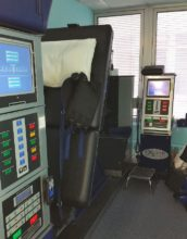Spinal Decompression NYC with DRX9000 and the DRX9000C.