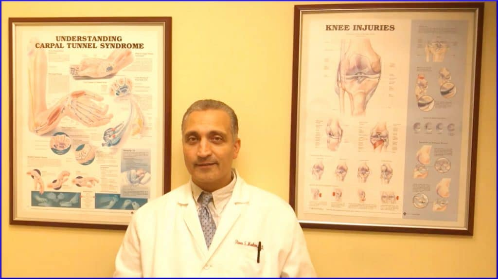 Dr Steven Moalemi is physiatrist and physical therapist