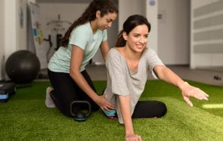 One of the key aspects of physical therapy involves assessing the weak areas in the patient's body, and formulating a PT plan that helps strengthen these vulnerable points.